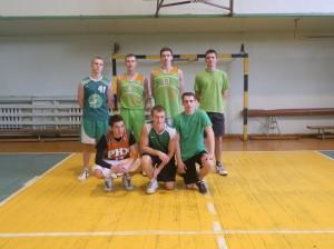 Tarpklasinės krepšinio varžybos 2012 m.