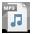 MP3 audio byla